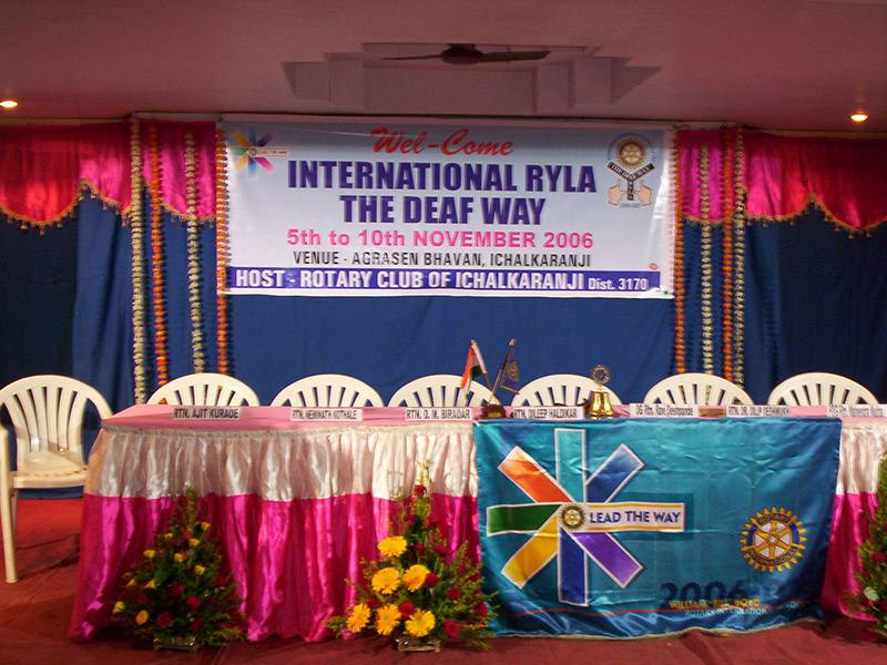 International RYLA the Deaf Way