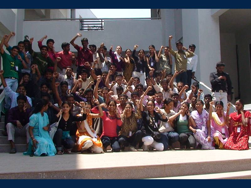 Deaf Youth Programme at Coimbatore