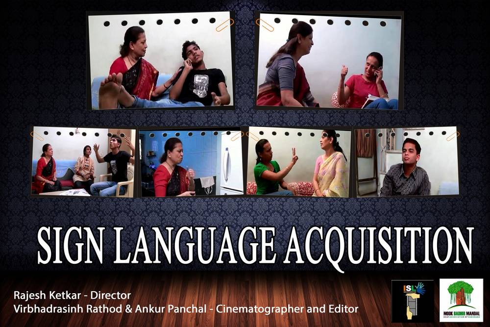 Sign Language Acquisition