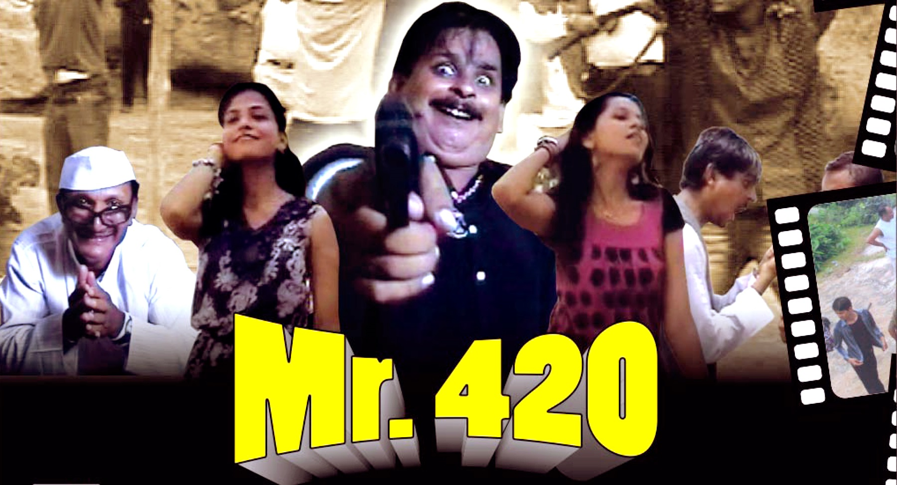 Trailer of Mr. 420
